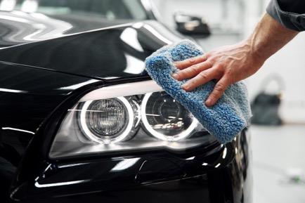 ล้างรถเองอย่างไรให้สะอาด ด้วยเครื่องฉีดน้ำ